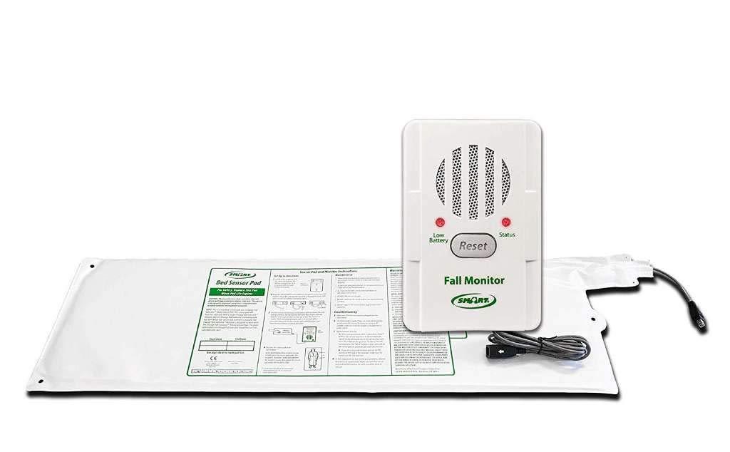 Amazon.com: Smart cuidador cama Alarma y Sensor Pad: Health ...