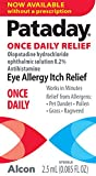 Alcon Pataday Once Daily Relief, 0.085 Fl Ounce