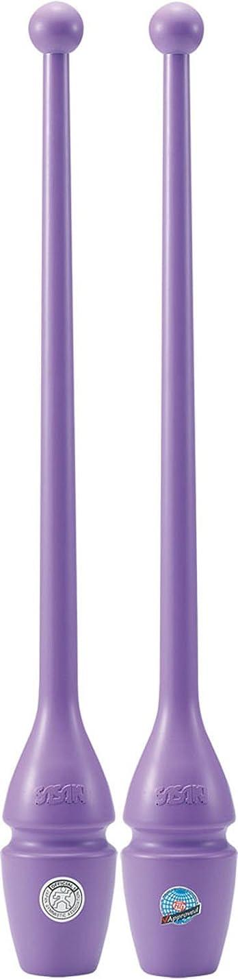 証明モードリン標準ササキ(SASAKI) 新体操 手具 リボン用 スティック 国際体操連盟認定品 日本体操協会検定品 トリコールスティック 長さ60cm M-781T-F