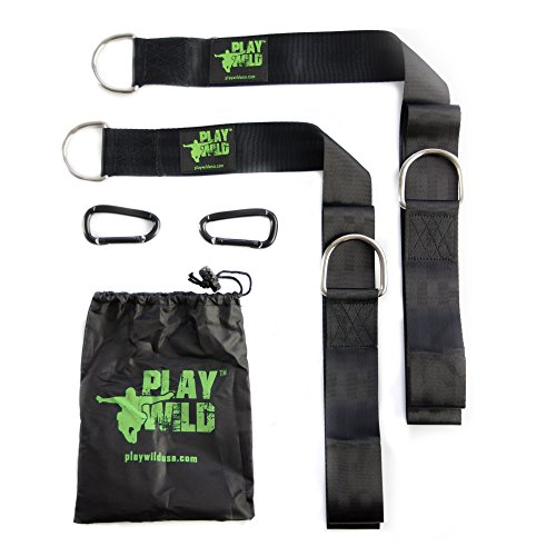 Why Should You Buy Tree Swing Hanging Straps Kit - 2 x 5ft Tree Swing Strap Hangers and 2 x Heavy Du...