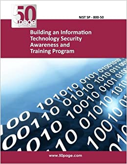 Book Building an Information Technology Security Awareness and Training Program