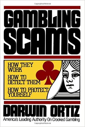 Gambling scams darwin ortiz what is notice deposit