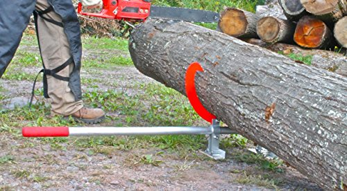 Woodchuck Tools-Timberjack, logging, log jack, chainsaw, forestry, log lifter by Woodchuck