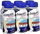 Ensure Plus Nutrition Shakes Vanilla, 24 - 8 oz, Pack of 3