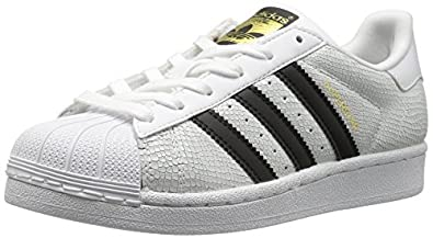 adidas little boys' superstar casual sneakers nz