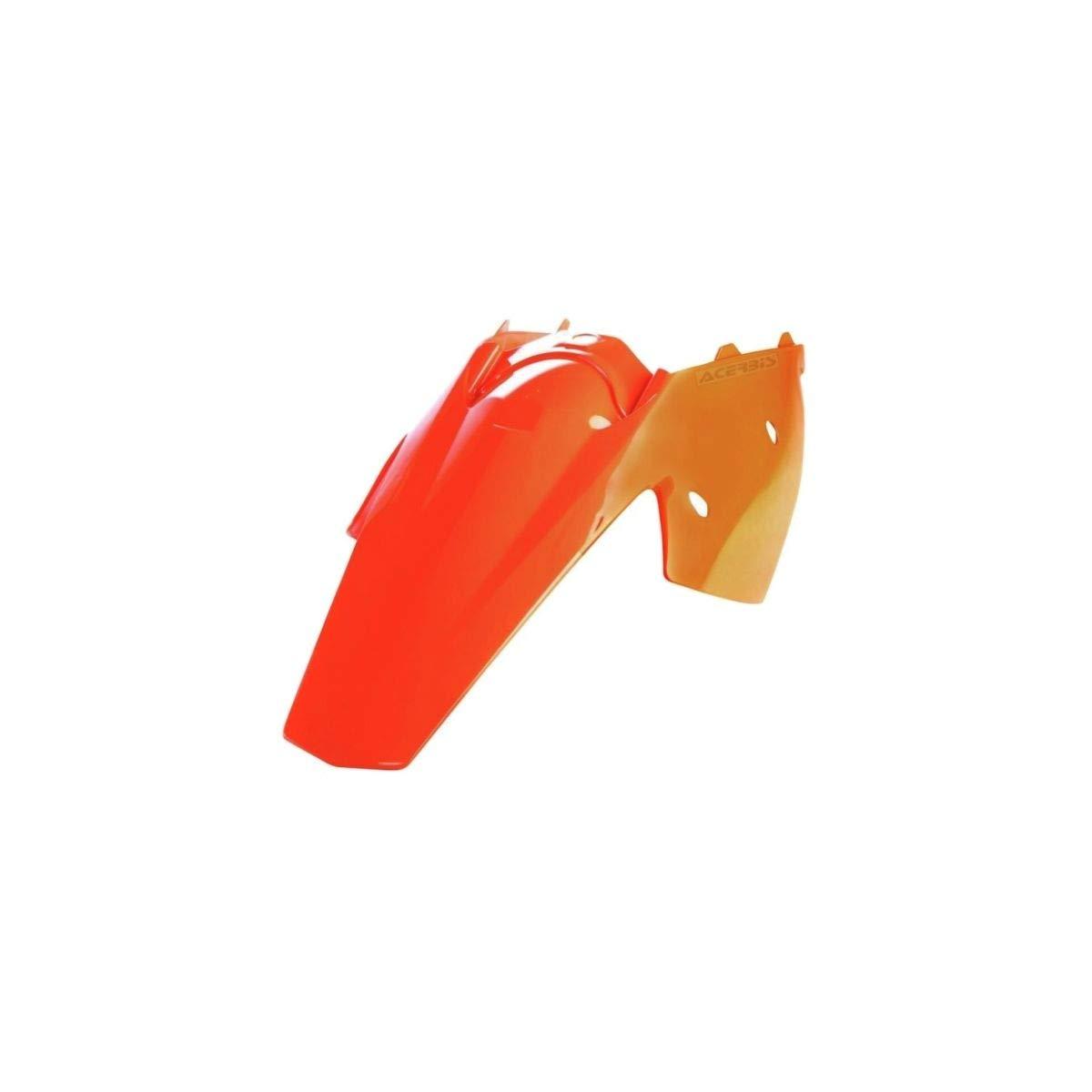 Acerbis 03-06 KTM 250SX Rear Fender Pod Orange