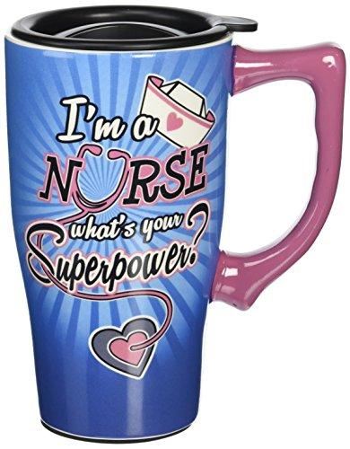 Nurse Travel Mug (Spoontiques