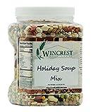 Holiday Soup Mix - 3.5 Lb (56 Oz) Tub