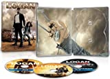 Logan Limited Edition Steelbook (Blu-Ray+DVD+Digital HD)