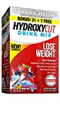Hydroxycut Drink Mix, Scientifically Tested Weight Loss and Energy, Weight Loss Drink, Wild-Berry Blast, 28 Packets, 2.5...