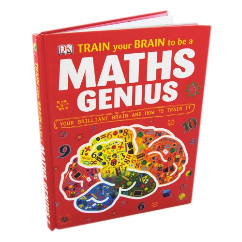 Librarika Train Your Brain To Be A Maths Genius Your