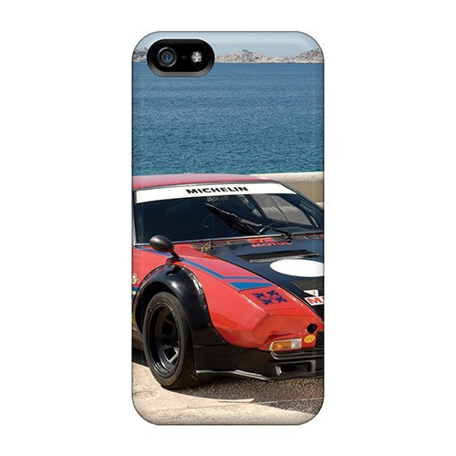 for-iphone-5-5s-premium-pc-case-cover-de-tomaso-pantera-gr-4-1974-protective-case