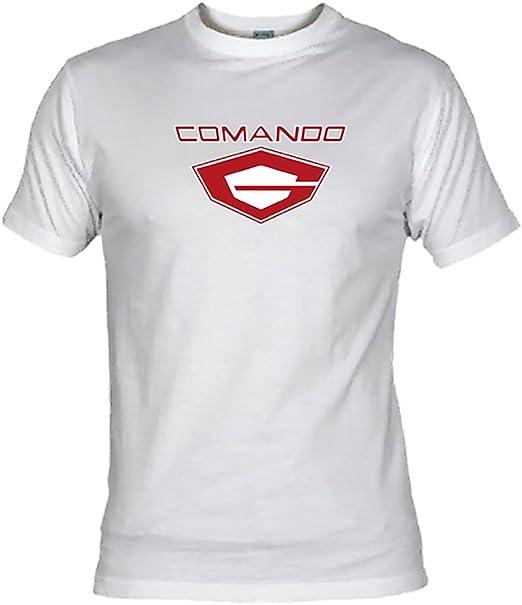 Camisetas EGB Camiseta Comando G Adulto/niño ochenteras 80´s Retro ...