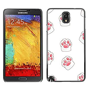 Dragon Case - FOR Samsung Note 3 N9000 - ?as good as the warm present - Caja protectora de pl??stico duro de la cubierta Dise?¡Ào Slim Fit