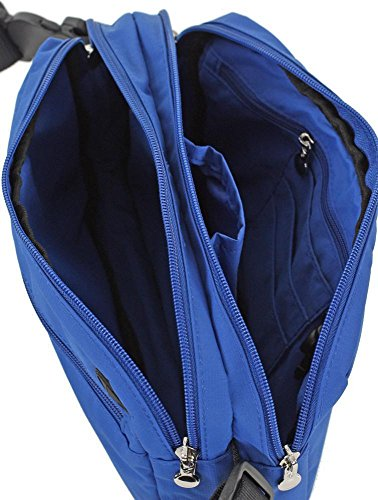 Samsonite Waist Pack Blau 45539-1247 Herren Bauchtasche Gürteltasche Brusttasche Brustbeutel Beutel Bauch Tasche
