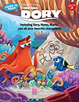 Learn To Draw Disney Pixar's Finding Dory: