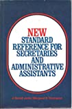 img - for New standard reference for secretaries and administrative assistants book / textbook / text book