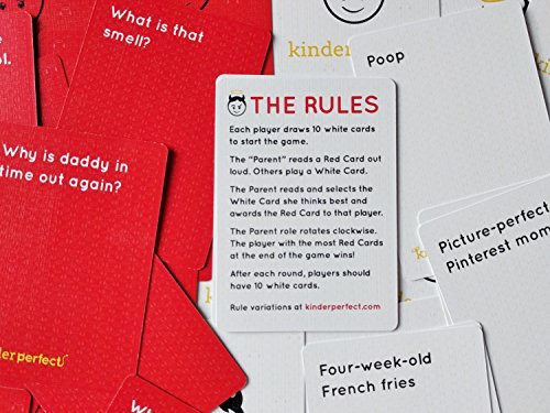 KinderPerfect-A-Parents-Party-Card-Game
