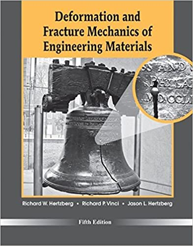 deformation and fracture mechanics of engineering materials richard