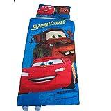 Disney Pixar Cars Slumber Bag and Pillow Set