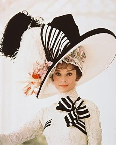 Image result for audrey hepburn in my fair lady