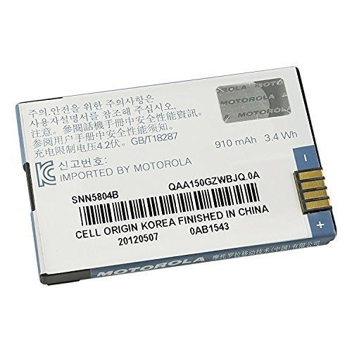 2 x Motorola W233/ W370/ W376 Standard OEM Battery SNN5804B/ BQ50