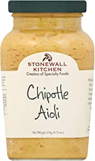 product image for Stonewall Kitchen Chipotle Aioli, 9.75 Ounces