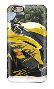Fashion Tpu Case For Iphone 6- Suzuki Motorcycle Defender Case Cover