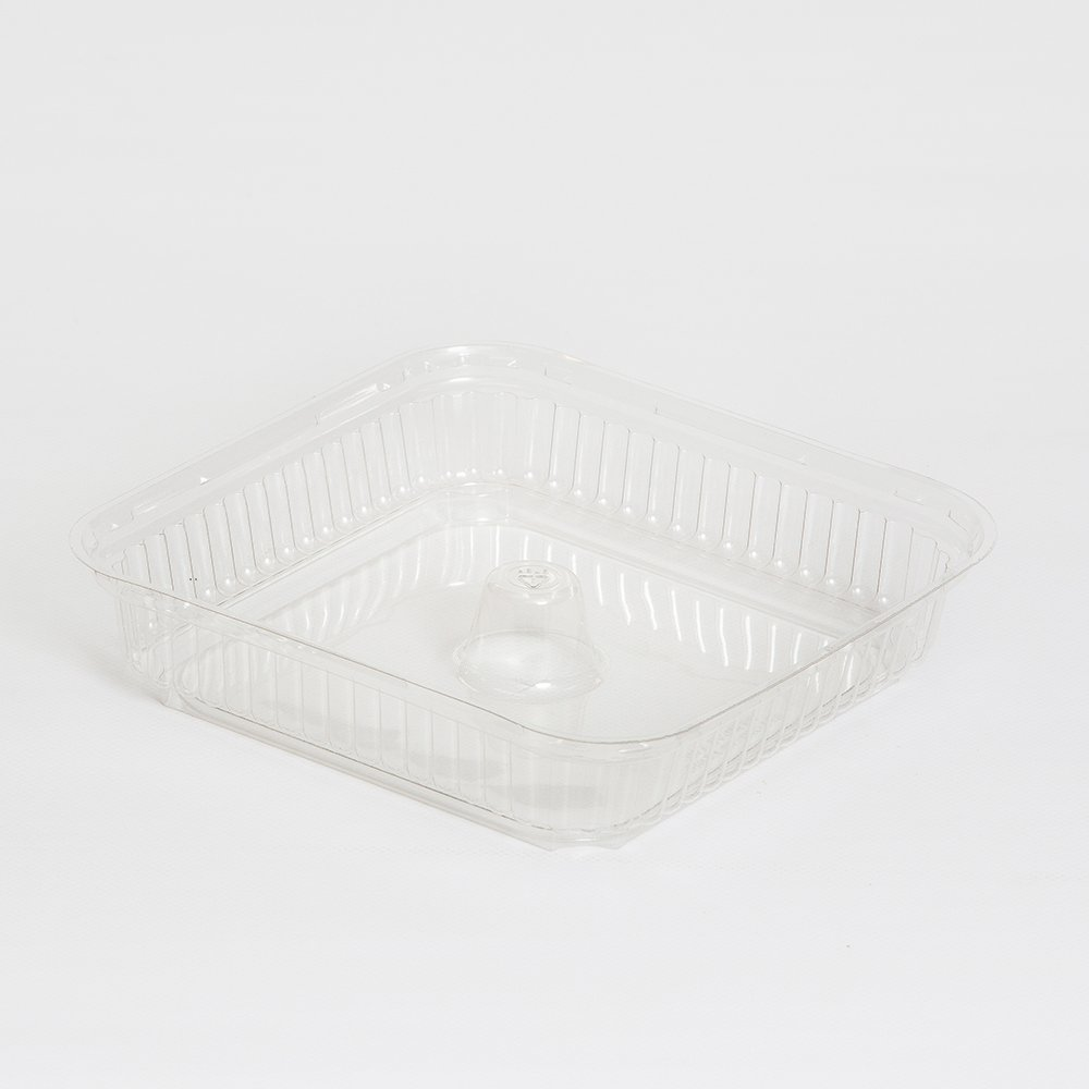Dome lid, Made in the USA, Recyclable, BPA free. 250 pieces per case.