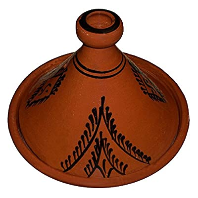 Moroccan Medium Cooking Tagine, Lead-Free from Treasure Of Morocco