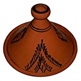 Moroccan Medium Cooking Tagine, Lead-Free