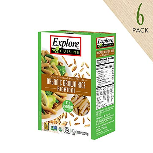 Best brown rice pasta explore list