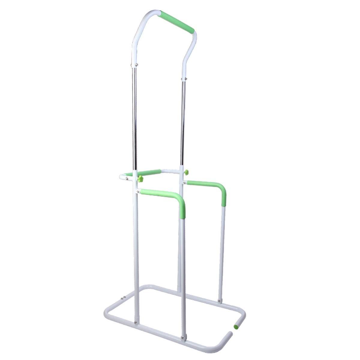 Baianju Household Single Parallel Bars Household Indoor Lacing Single Parallel Bars Pressing Legs Yoga Pull-ups Stretcher Fitness Equipment by Baianju