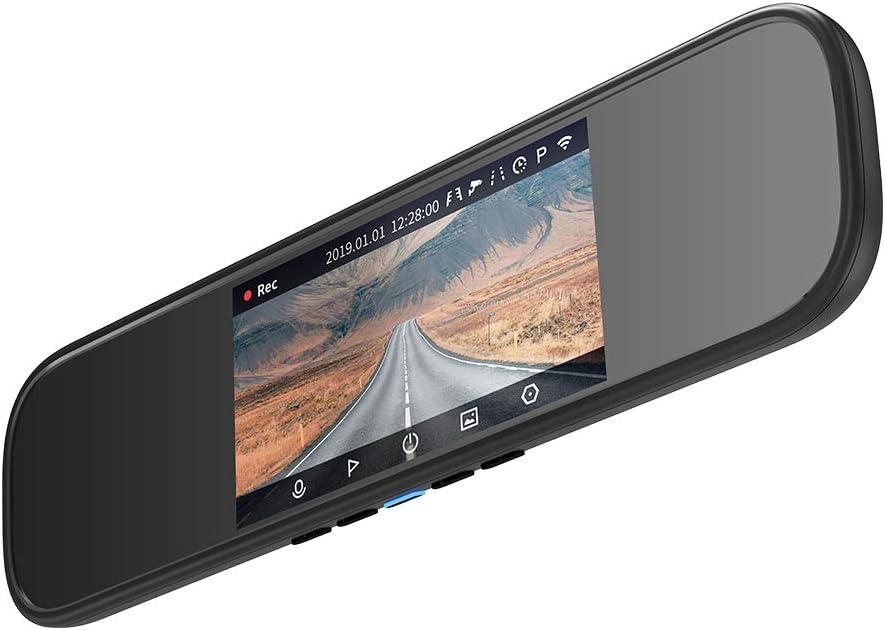 Xiaomi 70mai Espejo Retrovisor Dash CAM WiFi 1600P HD 70 MAI Dashcam Vista Trasera Coche DVR Cámara Grabadora de Video Monitor de estacionamiento 24H