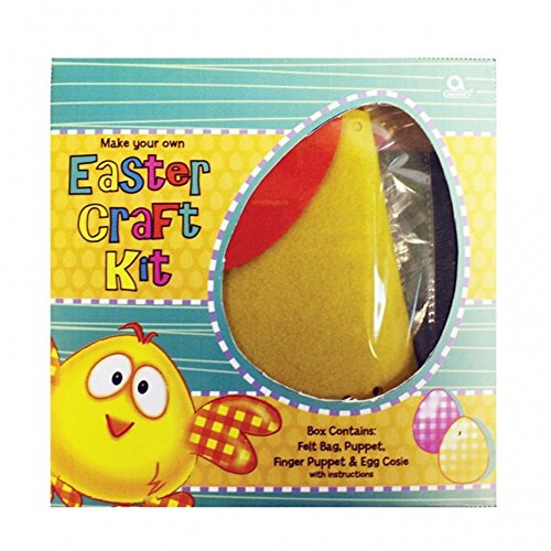 Amscan Easter Assorted Craft Making Kit -