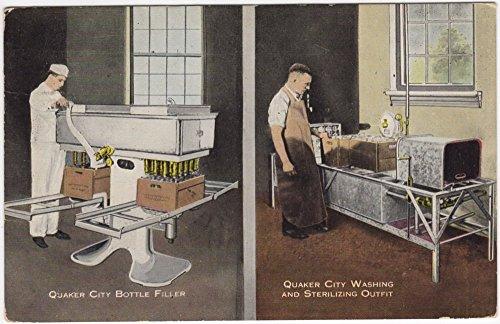 postcard-quaker-city-bottle-filler-washing-sterilizing-outfit-pennsylvania
