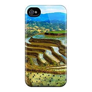 New Arrival Case Specially Design For Iphone 4/4s (china Garden Nature)