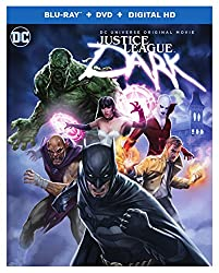 Justice League: Dark (BD/DVD/UV) [Blu-ray]