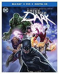Justice League: Dark (BD/DVD/UV) [Blu-ray]