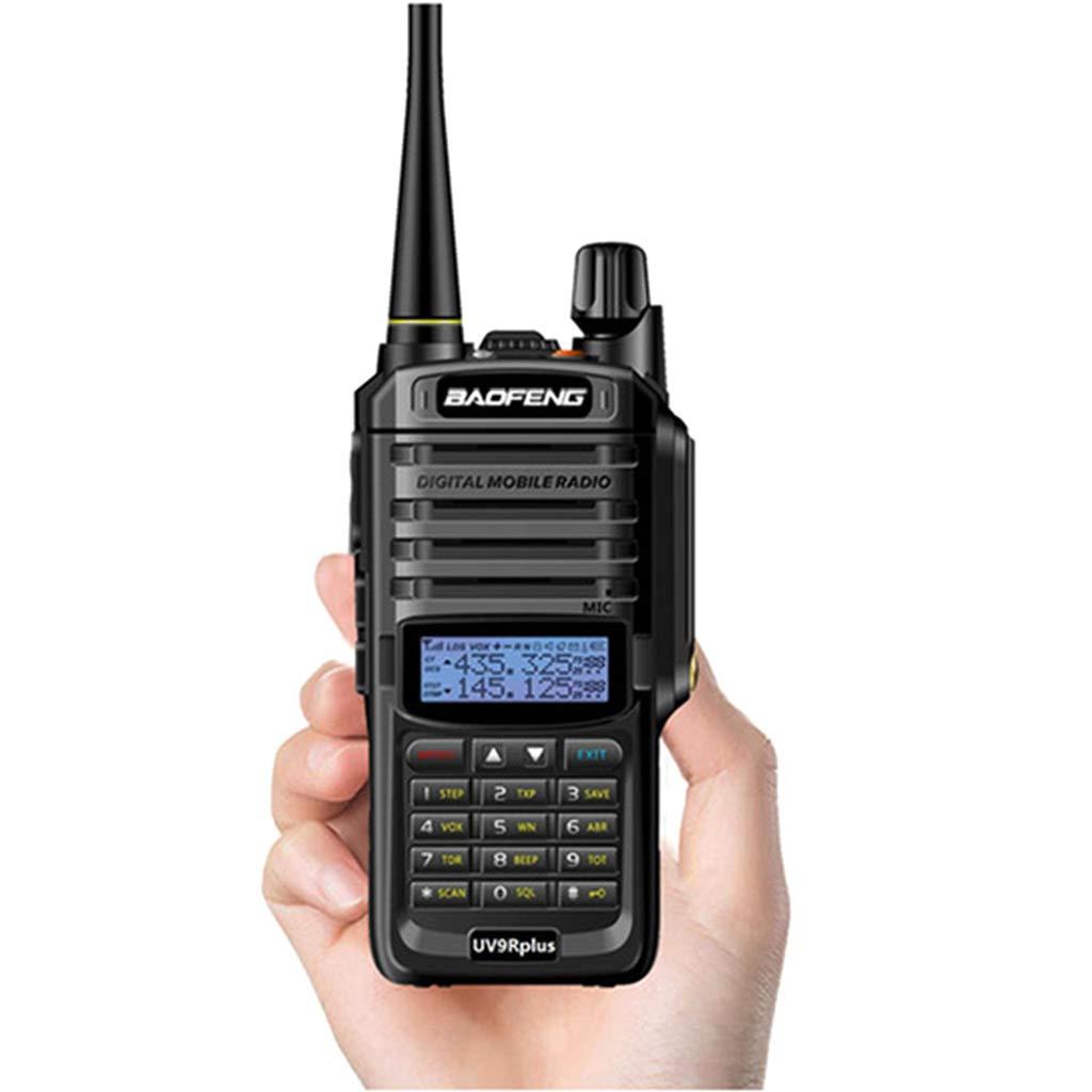 Yuly Walkie Talkie 10w for Two Way Radio Long Range 10km 4500mah Uv 9r Plus 2019 Power Upgrade Baofeng UV-9R Plus Waterproof by Yuly (Image #5)