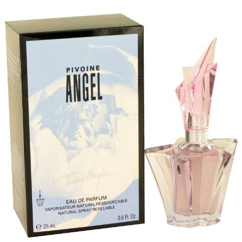 Angel Peony By Thierry Mugler For Women. Eau De Parfum Spray Refillable .8 Ounces