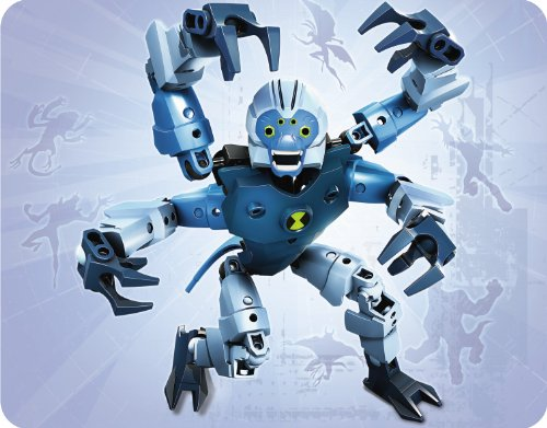 Buy lego ben 10 alien force spidermonkey 8409
