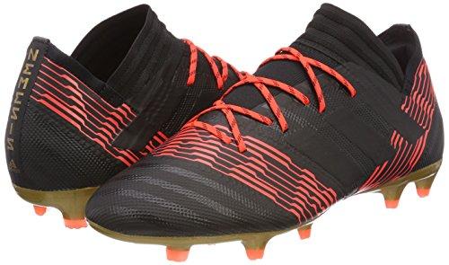 Nemeziz 000 2 De Homme Rojsol Pour Football negbas Noir Fg Adidas 17 Chaussures Negbas AOqAZd