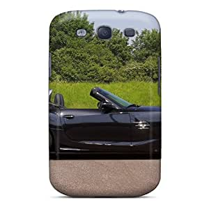 New Diy Design Black Ac Schnitzer Bmw M Roadster Side For Galaxy S3 Cases Comfortable For Lovers And Friends For Christmas Gifts