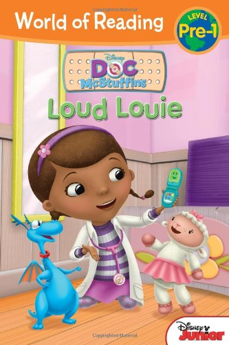 World of Reading: Doc McStuffins Loud Louie: Pre-Level 1