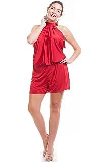 528bd00d709 Nyteez Women s Plus Size Purple Party Dress with Sequin Hemline (1X ...