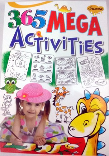 Download 365 Mega Activities pdf epub