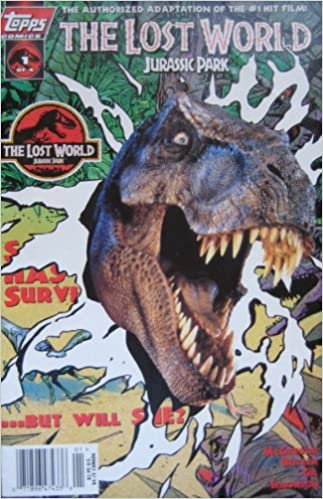 The Lost World Jurassic Park No 1 May 1997 Vol 1 Kent Taylor Ken Pender Amazon Com Books