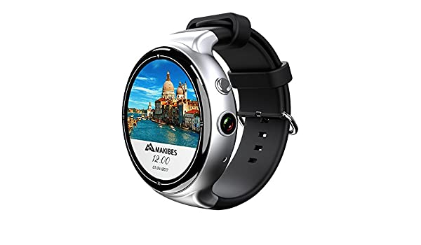 I4 Air Smart Watch Phone 1 IMEI 3G 5MP Camera WiFi Calls ...