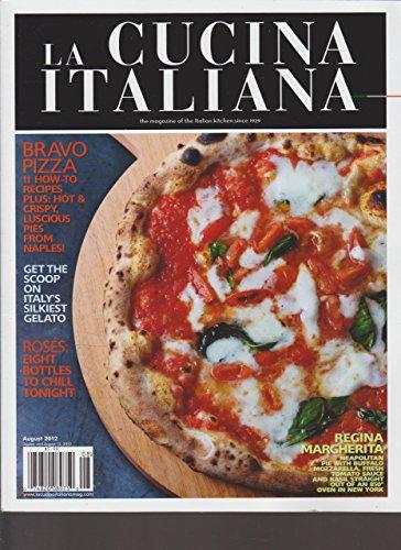 La Cucina Italiana Magazine (August 2012)